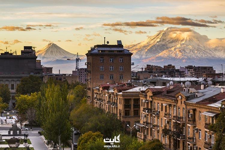تور-ارمنستان
