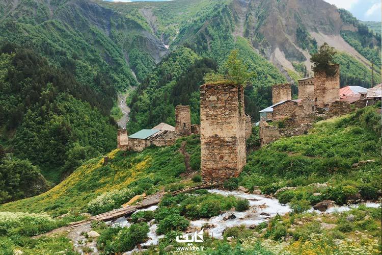 تور-گرجستان