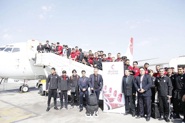 تیم-ملی-فوتبال-و-هواپیمایی-آتا
