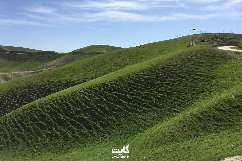 جاذبههای ترکمن صحرا