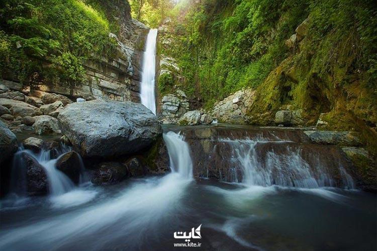 آبشار-شیر-آباد-گلستان