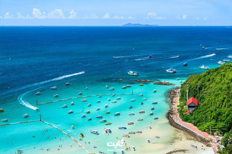 جزایر-مرجانی-از-جاذبههای-تفریحی-پاتایا