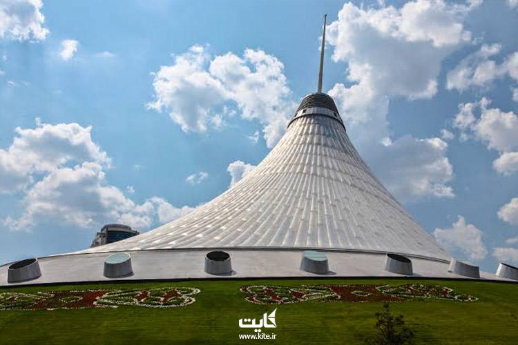 خان-شتیر-از-جاذبههای-قزاقستان