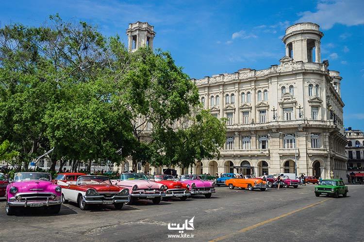 خیابان دل پرادو