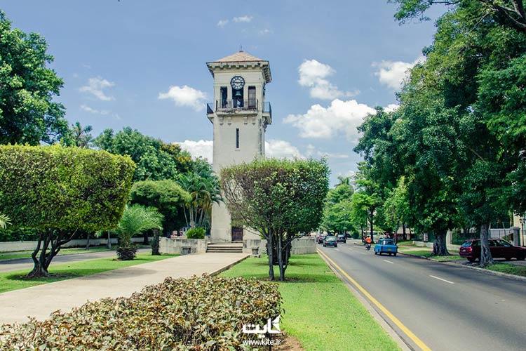 خیابان میرامار هاوانا