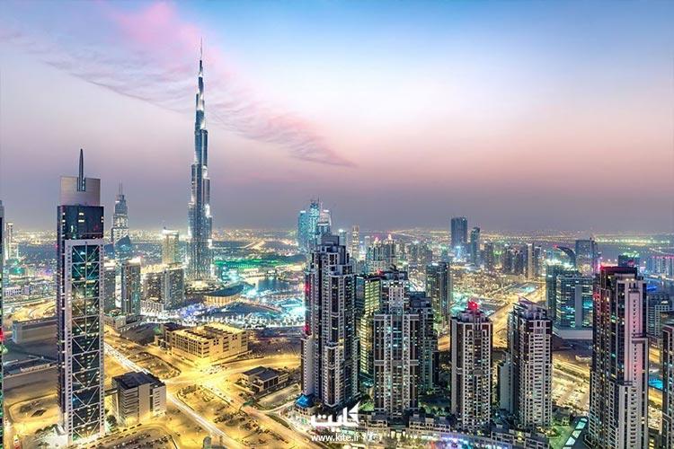 5 دلیل که باید با تور دبی سفر کنی