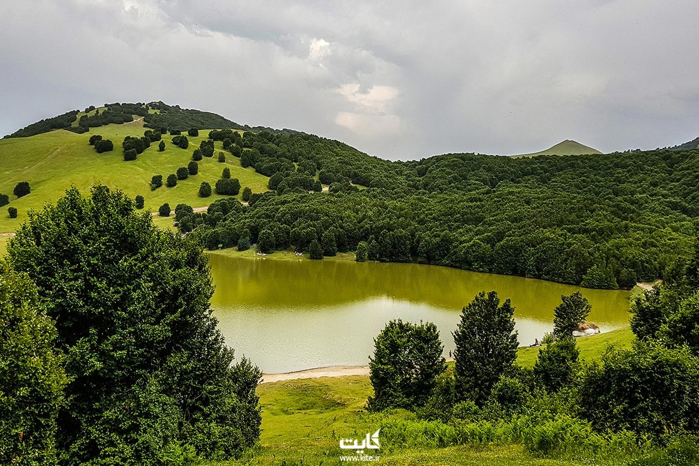 دریاچهی سوها