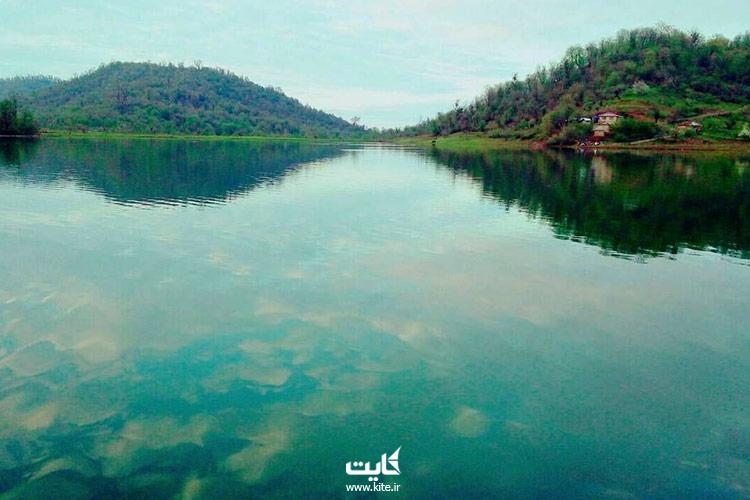دریاچه-سراگاه