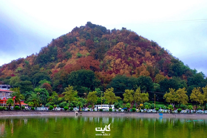 دریاچه لاهیجان کجاست
