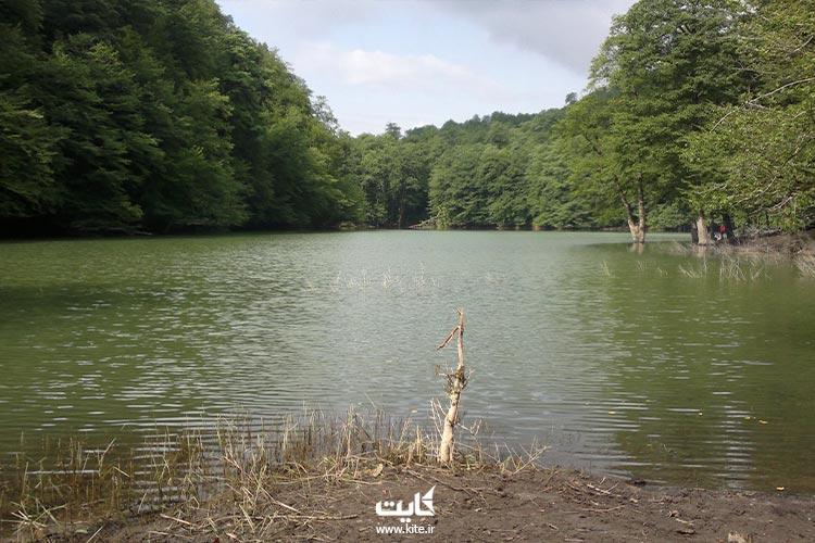 دریاچه-چورت