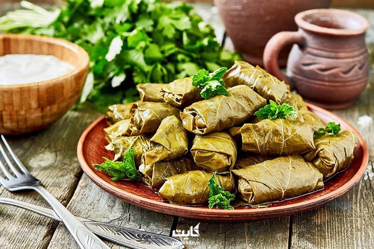 دلمه-غذای-ارمنی