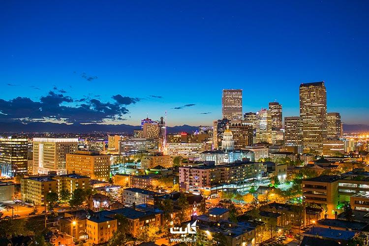 دنور کلرادو (Denver Colorado)