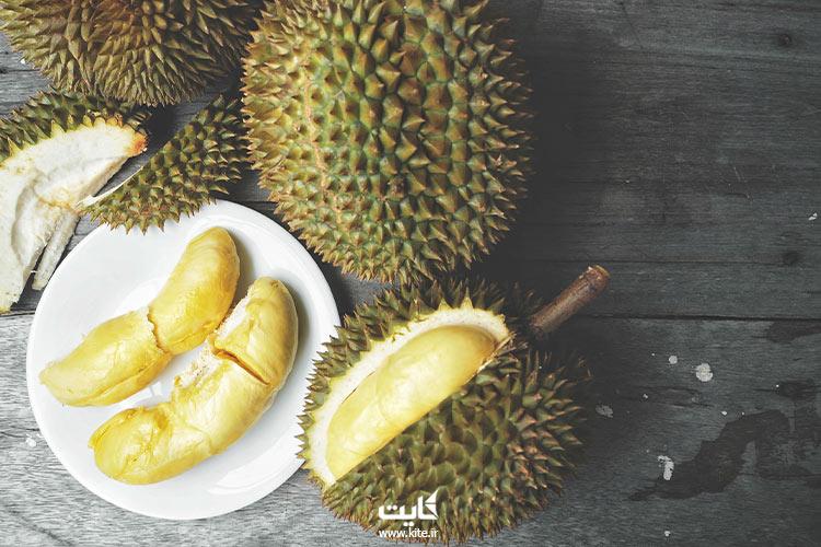 دوریان،-سلطان-میوهها