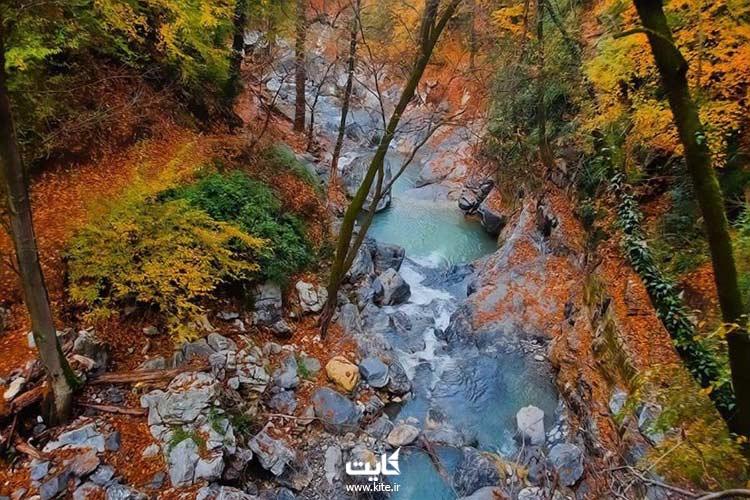 راه-دسترسی-به-آبشارها