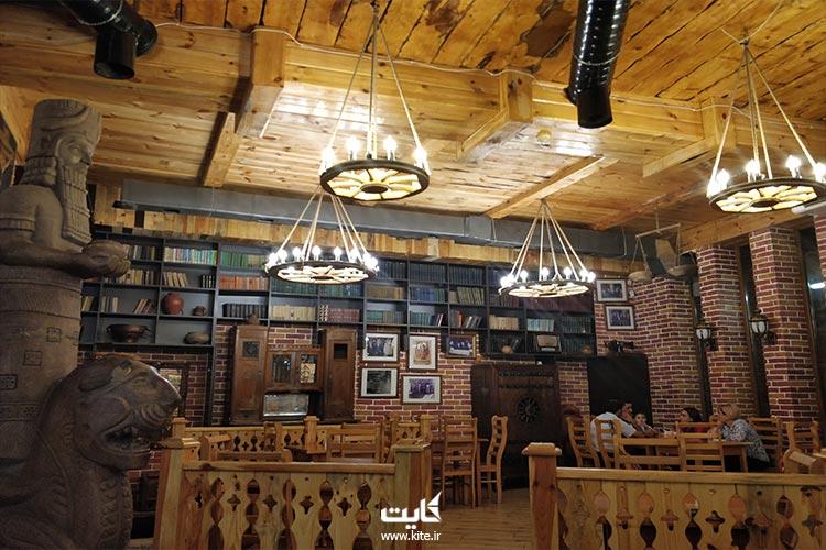 رستوران-اولد-ایروان