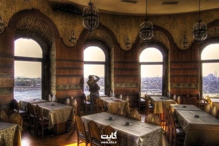 رستوران-برج-گالاتای-استانبول