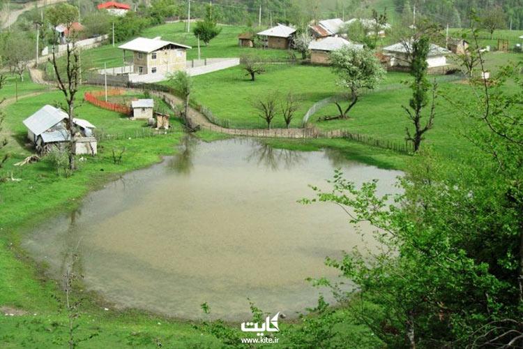 روستای-استخرگاه