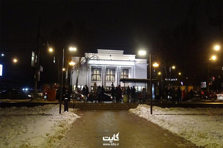 سالن-تئاتر-باله-در-نیژنی-نووگورود-روسیه