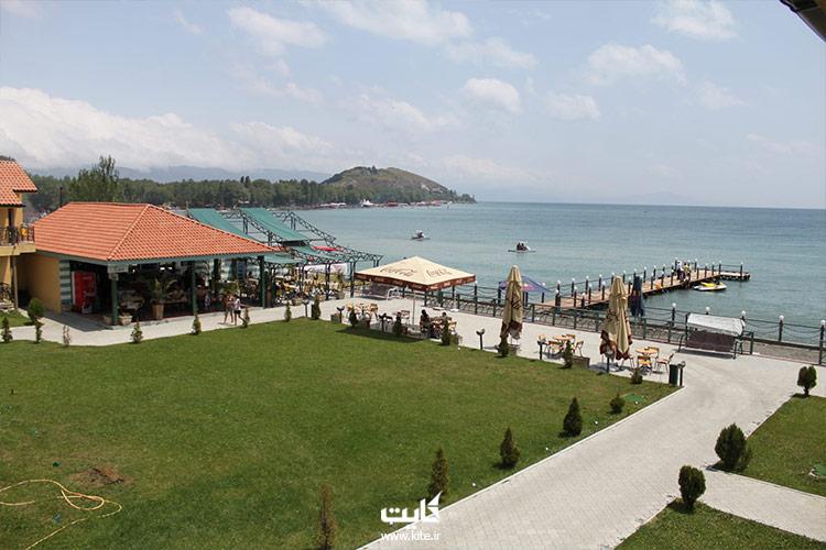 سروان بزرگترین دریاچه قفقاز در تور ارمنستان