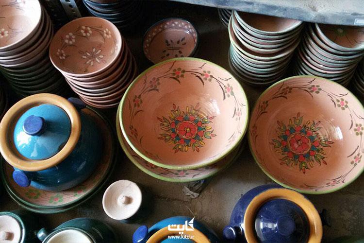 ظروف دستساز زیبا تور استانبول