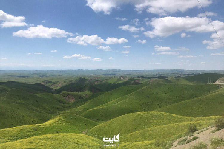 سفرنامه تور ترکمن صحرا