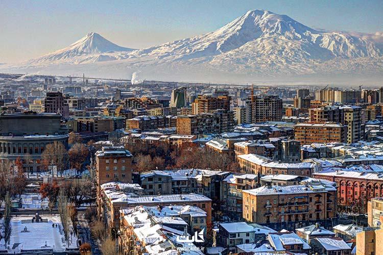 سفر-ارمنستان
