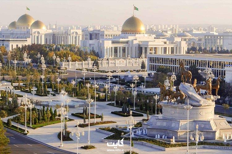 سفر-به-ترکمنستان