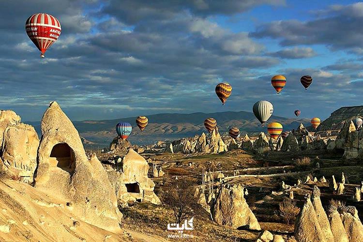سفر-به-ترکیه