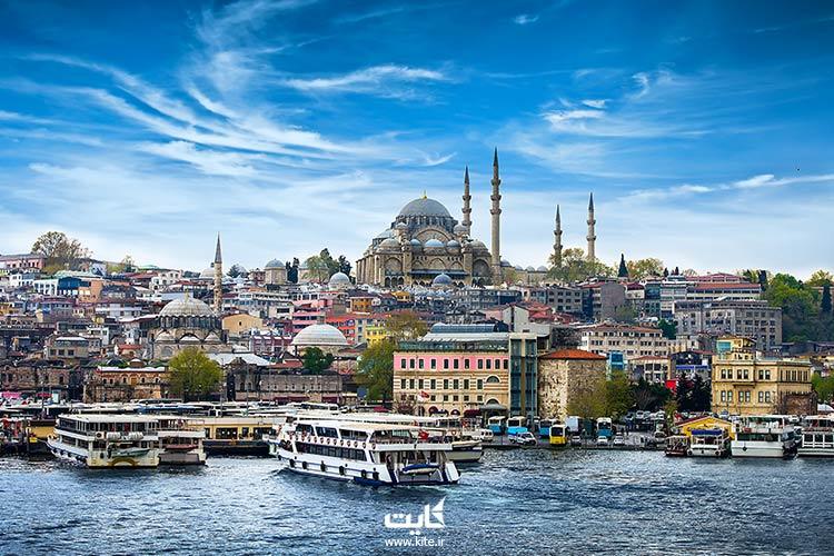 سفر-به-ترکیه-در-نوروز