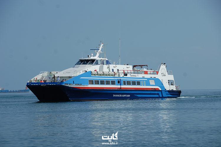 سفر-به-جزیره-هرمز-با-کشتی