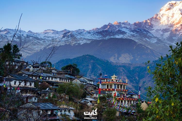 سفر-به-نپال