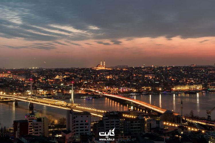 سفر-هوایی-به-استانبول-ترکیه