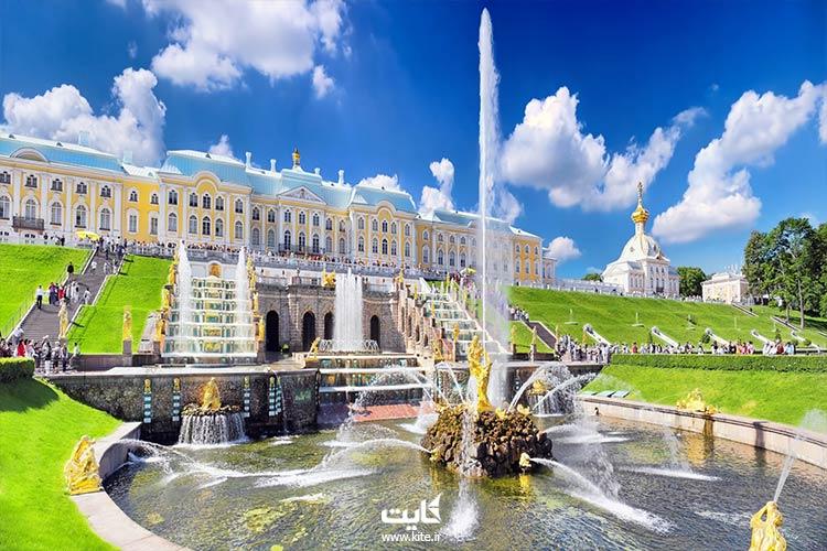 بهار و تابستان بهترین فصل تور روسیه
