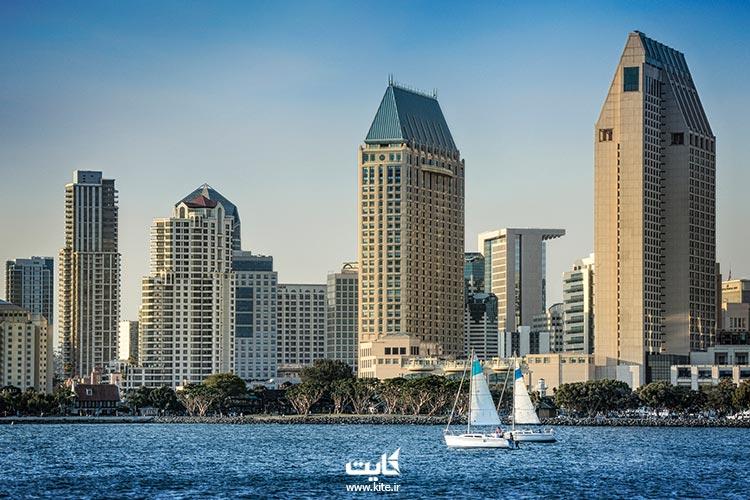 سن دیگو(San Diego California)