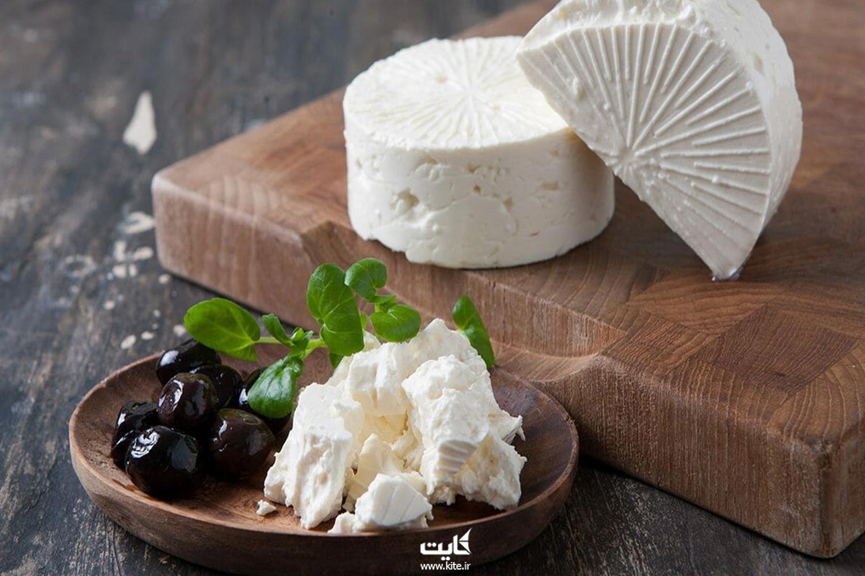 پنیر تبریزی (لیقوان)