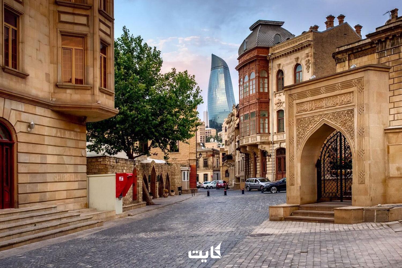 شهر-قدیم-باکو