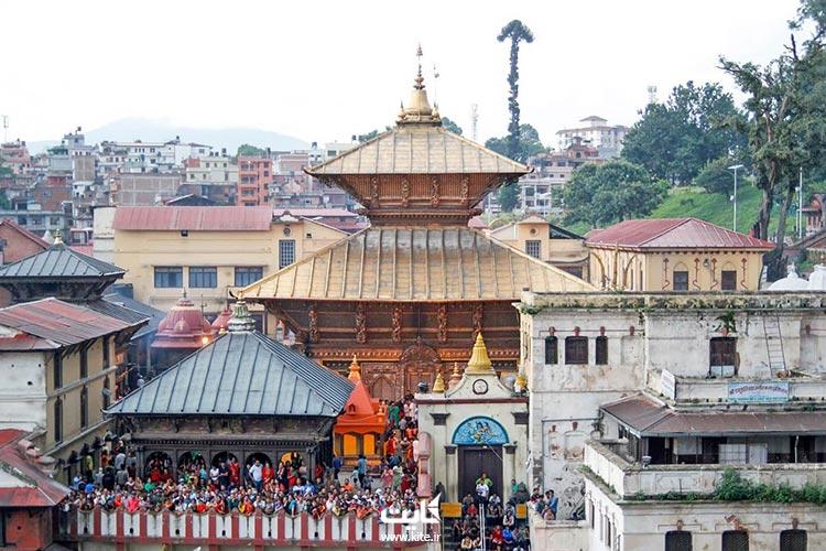 صومعههای-نپال