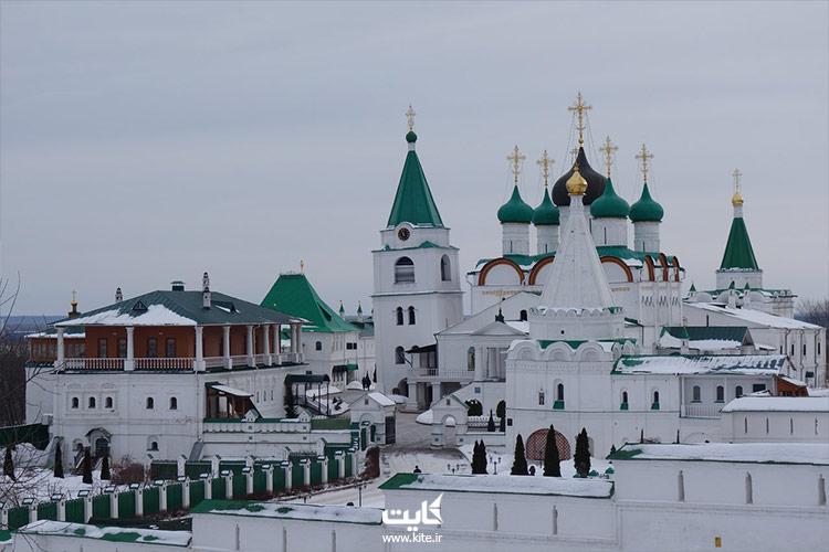صومعه-پکاری-آسنسیون-در-نیژنی-نووگورود-روسیه