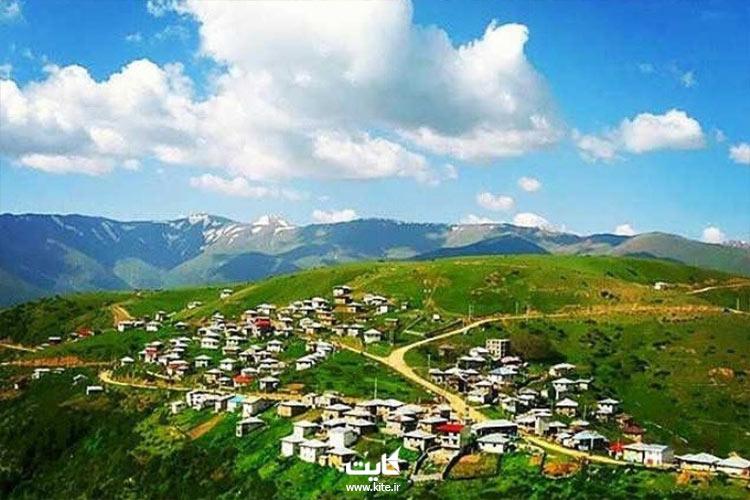 محبوب ترین مقاصد گردشگری ایرانیها