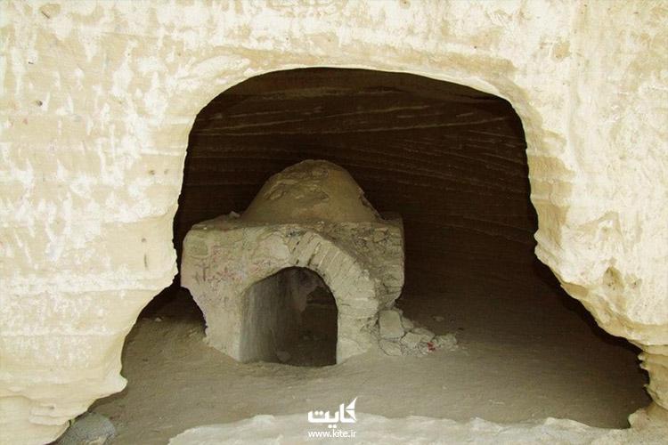 غارهای بان میستی