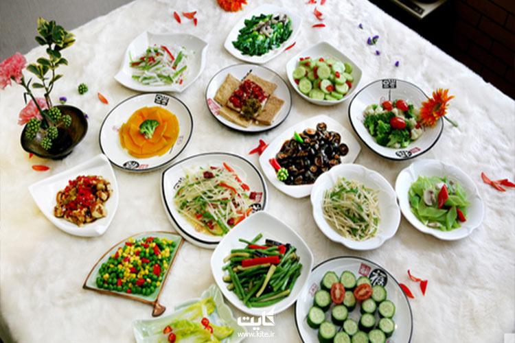 غذاهای-گیاهی
