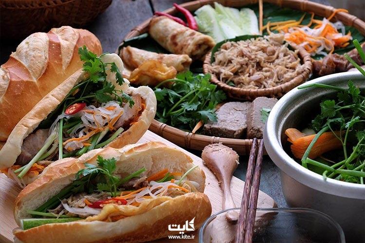 خوراکیهای خوشمزه برای سوغات هانوی در تور ویتنام