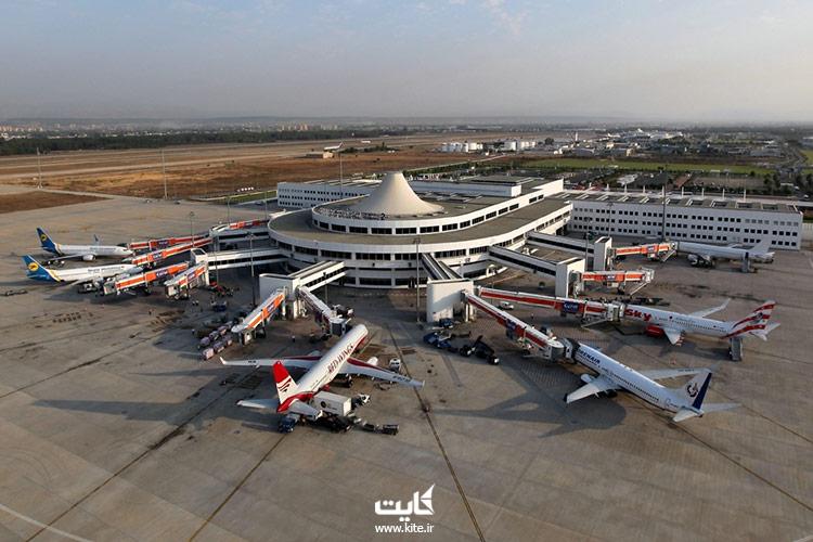 فرودگاه-آنتالیا