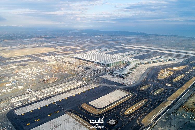 فرودگاه-استانبول