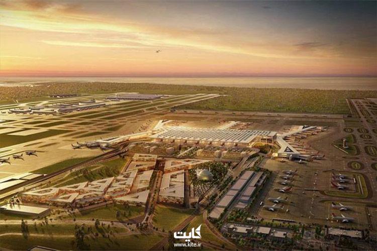 فرودگاه-جدید-استانبول-کجاست؟