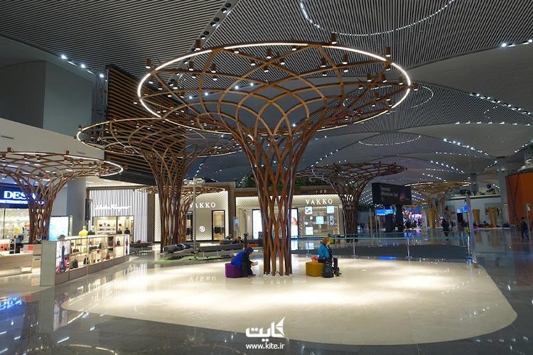 فرودگاه-جدید-و-مدرن-استانبول