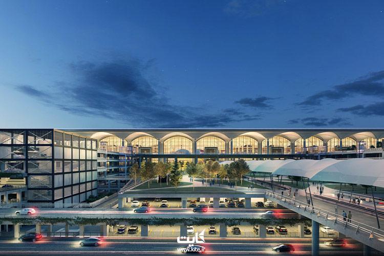 فرودگاه-زیبا-و-مدرن-استانبول