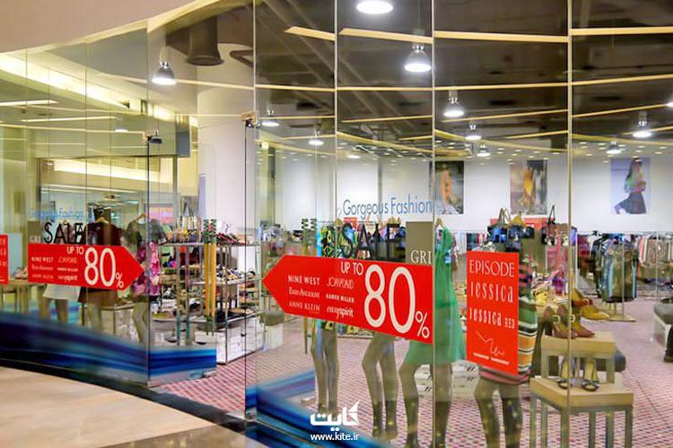 فروشگاه-جی-آر-ای-از-اوت-لت-های-تایلند