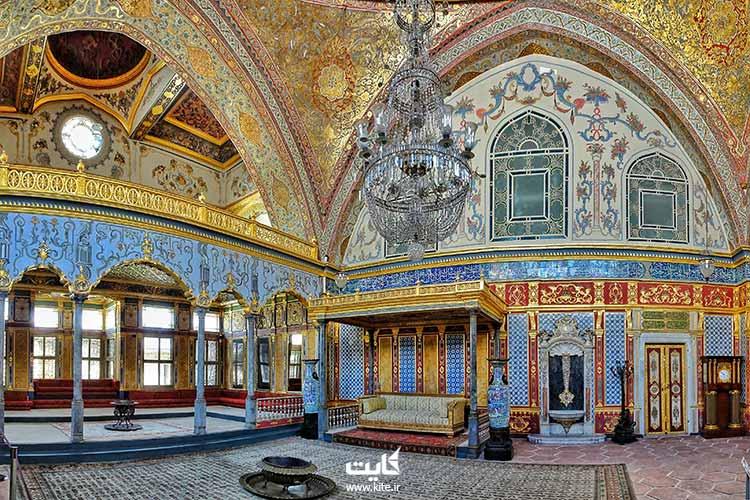 قصر توپقاپی استانبول
