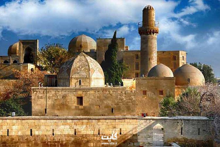 قصر ماسهسنگی شروانشاه